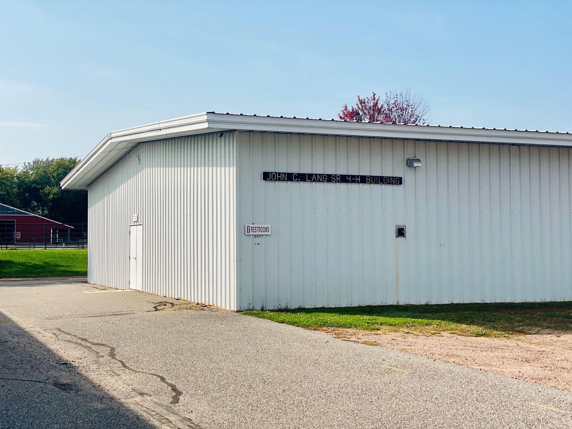 Lang 4-H Building