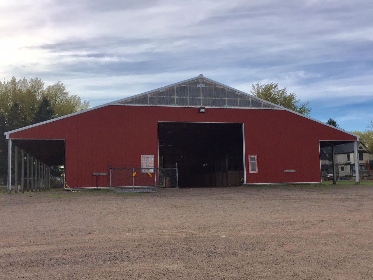 Horse Barn 2