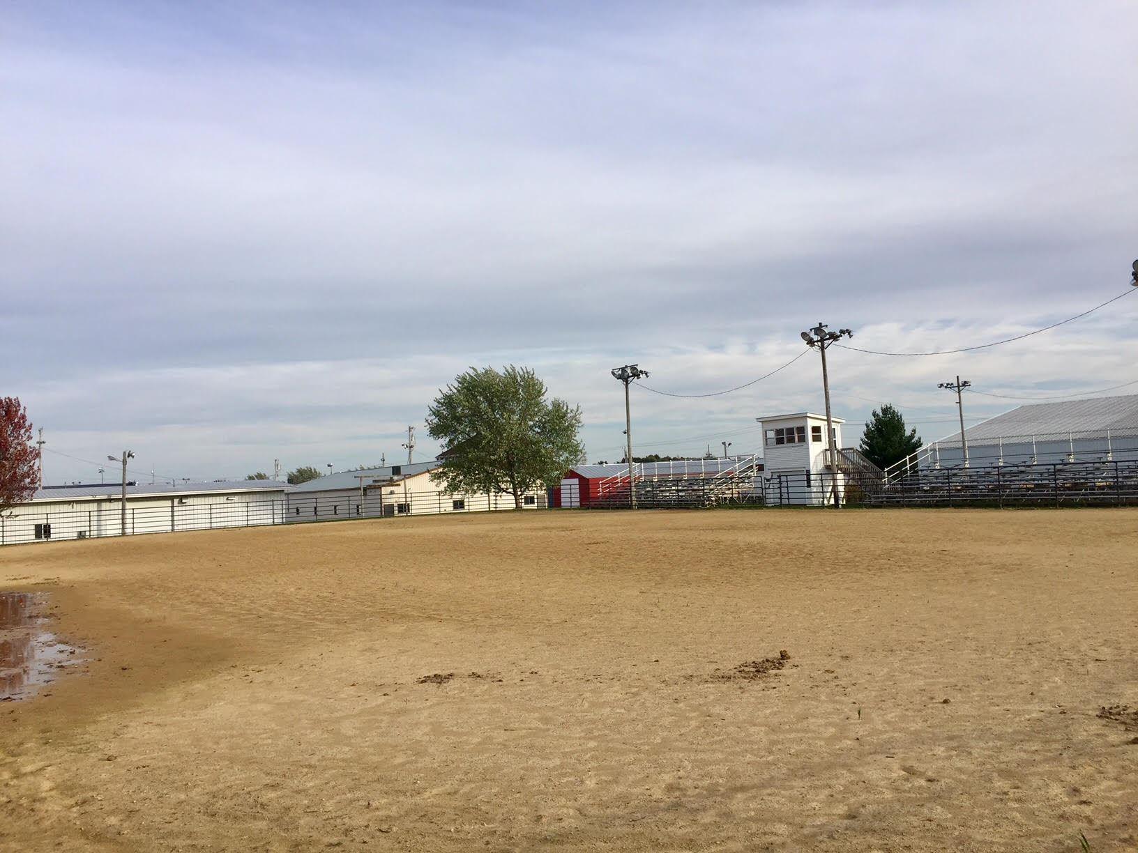 Large Horse Arenas