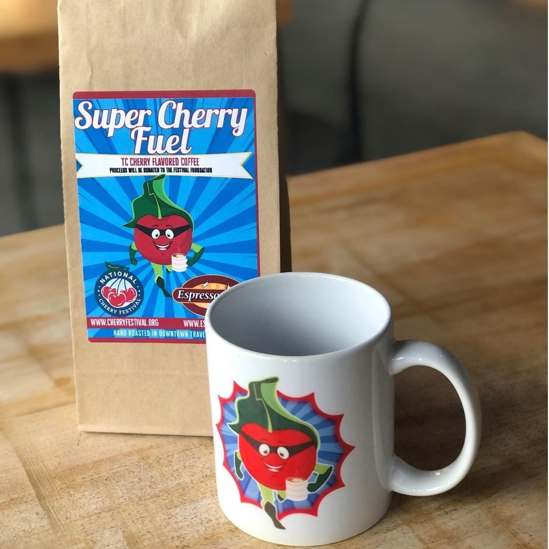 Super Cherry Fuel!