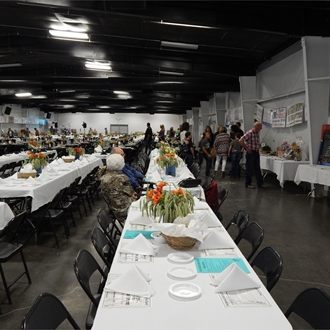 3rd Annual Fair Fundraiser Dinner