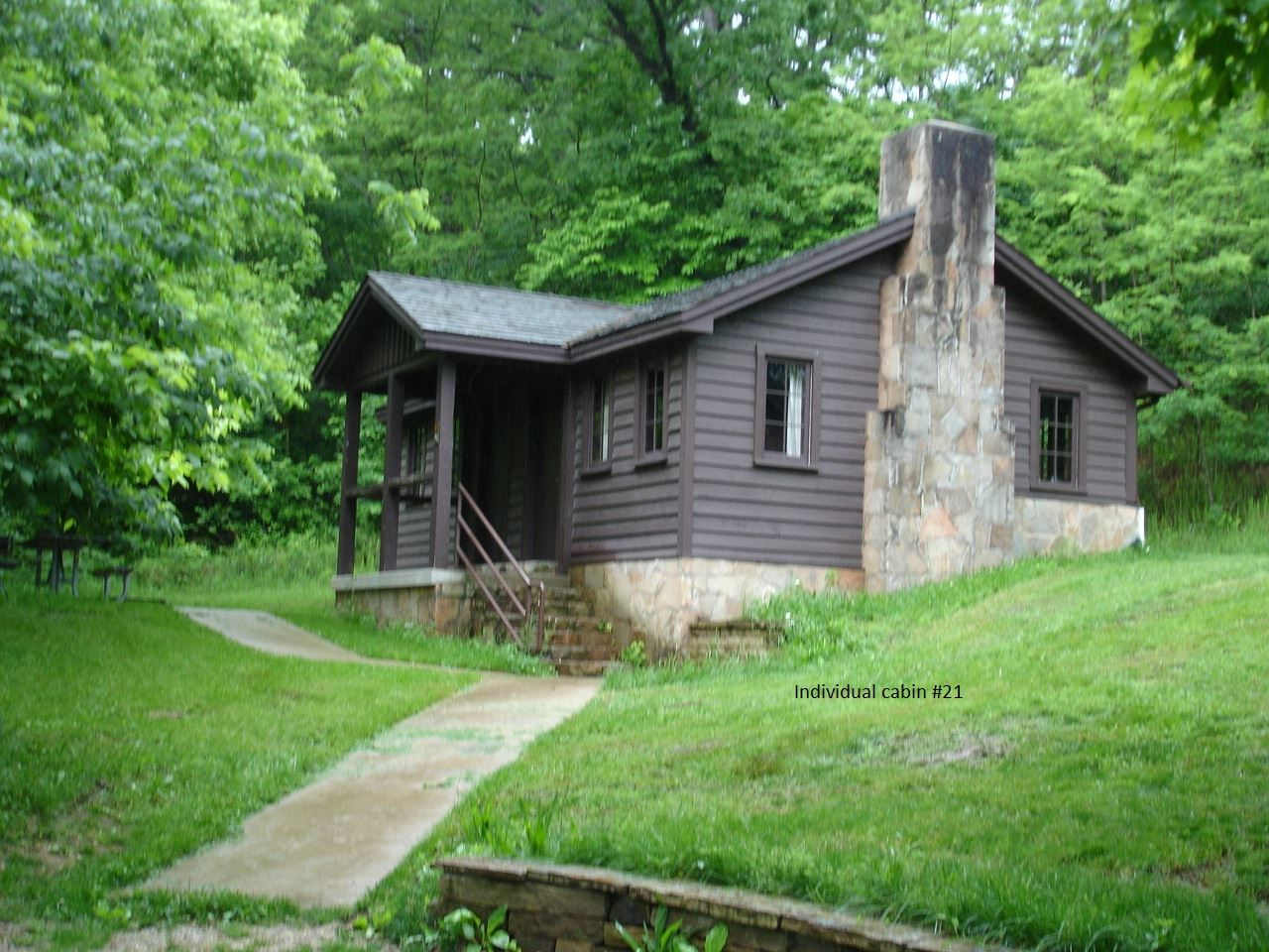 Cabins at Bennett