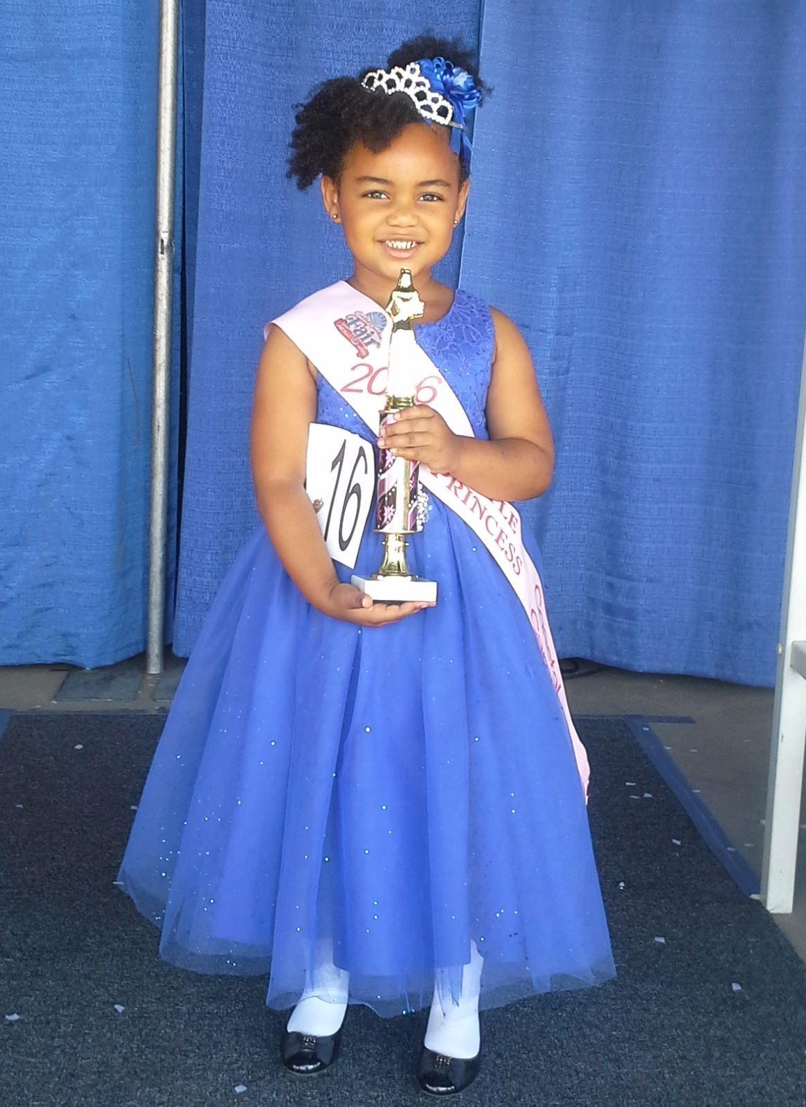 Little Princess Winner 2013