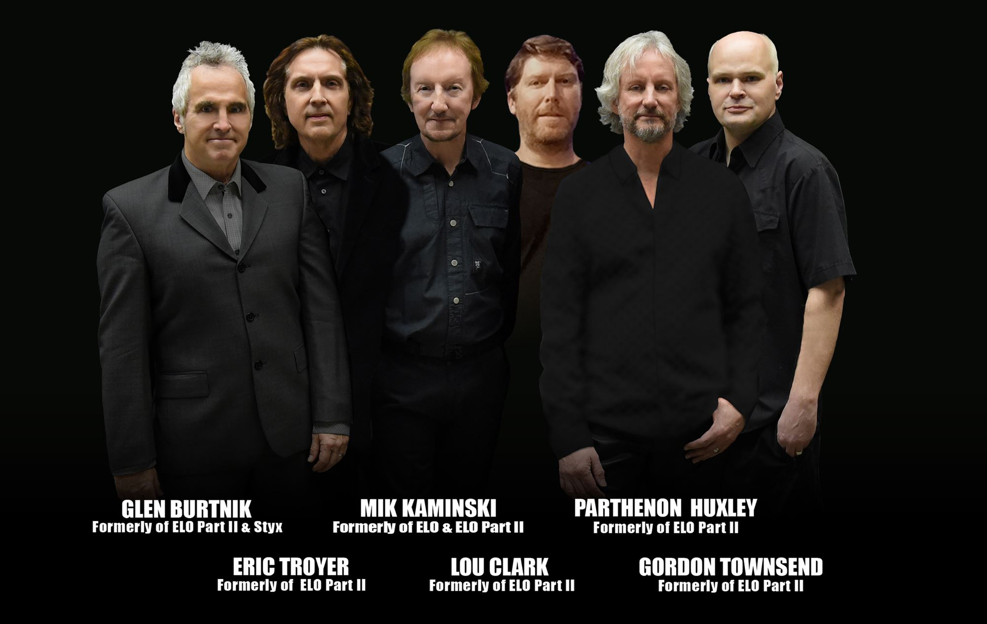 The Orchestra starring former ELO members