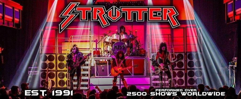 Strutter - KISS Tribute