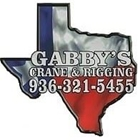Gabby's Crane & Rigging