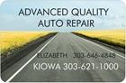 Advanced Quality Auto Repair