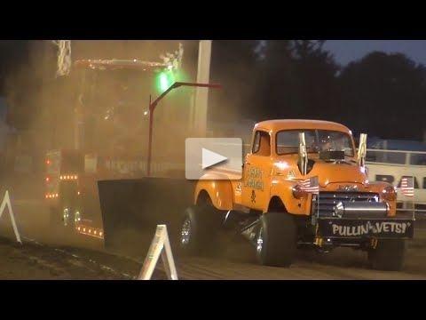 Truck & Tractor Pulls