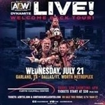 AEW live July 21st