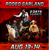 Rodeo Garland Produced by Perfect Storm Rodeo Productions General Admission Aug 14th 8:00PM