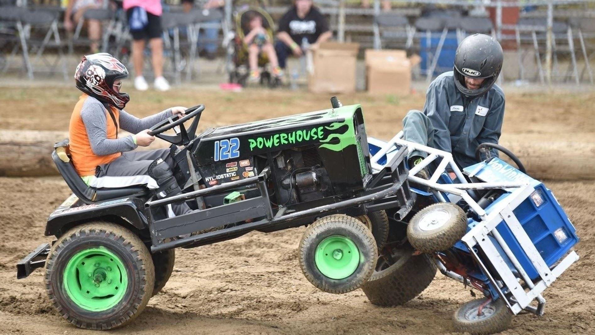 Lawn Mower Derby