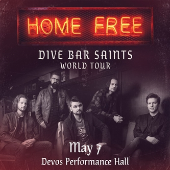 Home Free Coming to DeVos Performance Hall on May 7, 2020