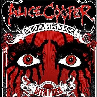 Alice Cooper Announces Spring 2020 North American Tour Dates