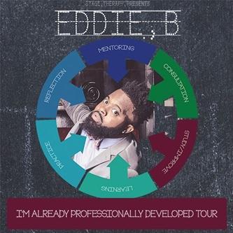 Comedian Eddie B Announces Grand Rapids Tour Stop