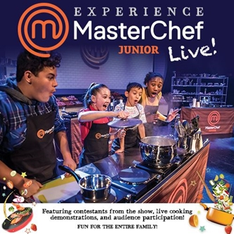 MasterChef Junior Live! Extends Tour in More Than 30 New U.S. Markets in 2020