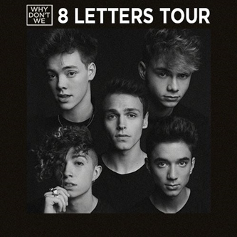 Why Don't We Announces Summer Tour