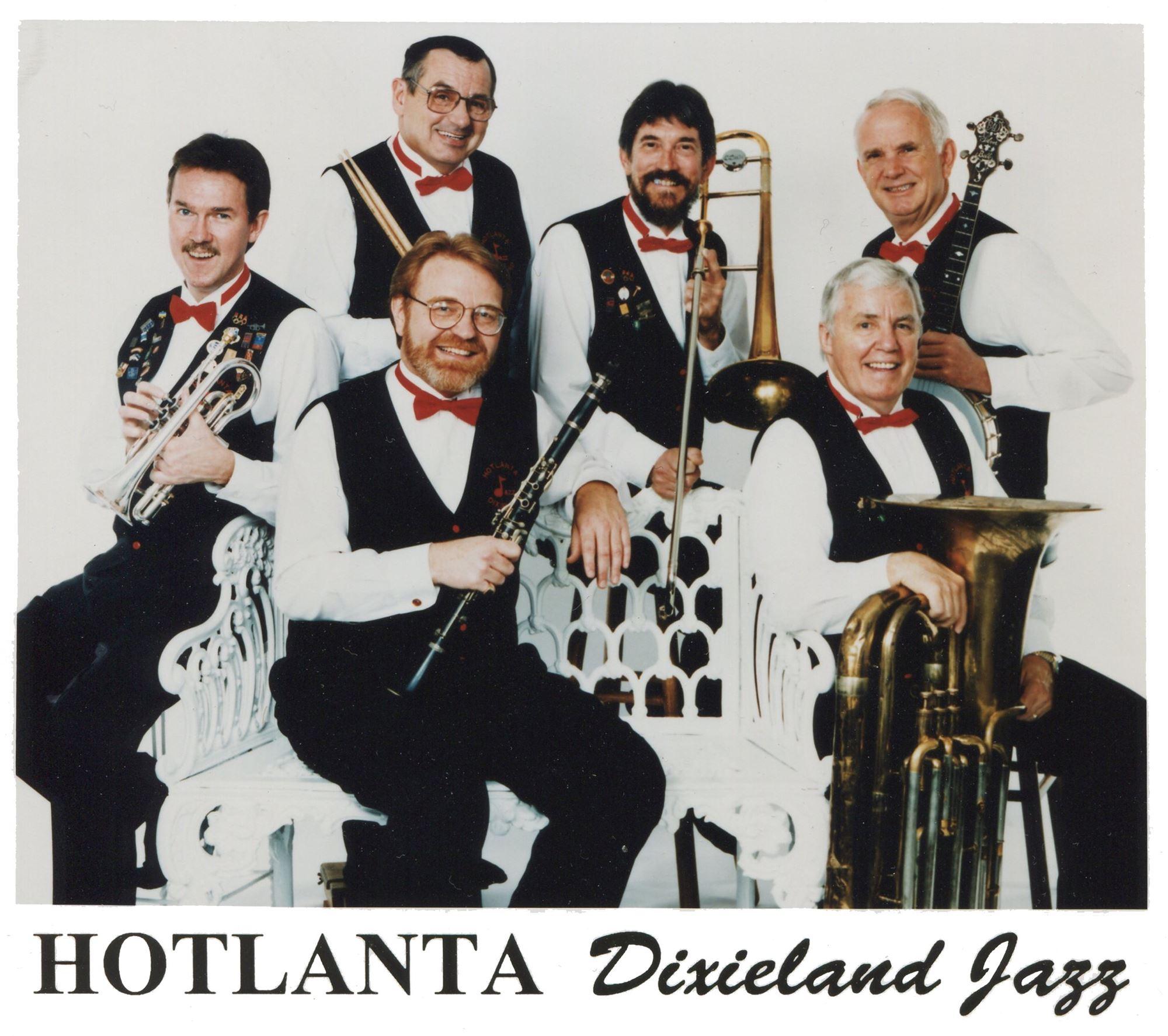 Sept 20th: Hotlanta Dixieland Jazz