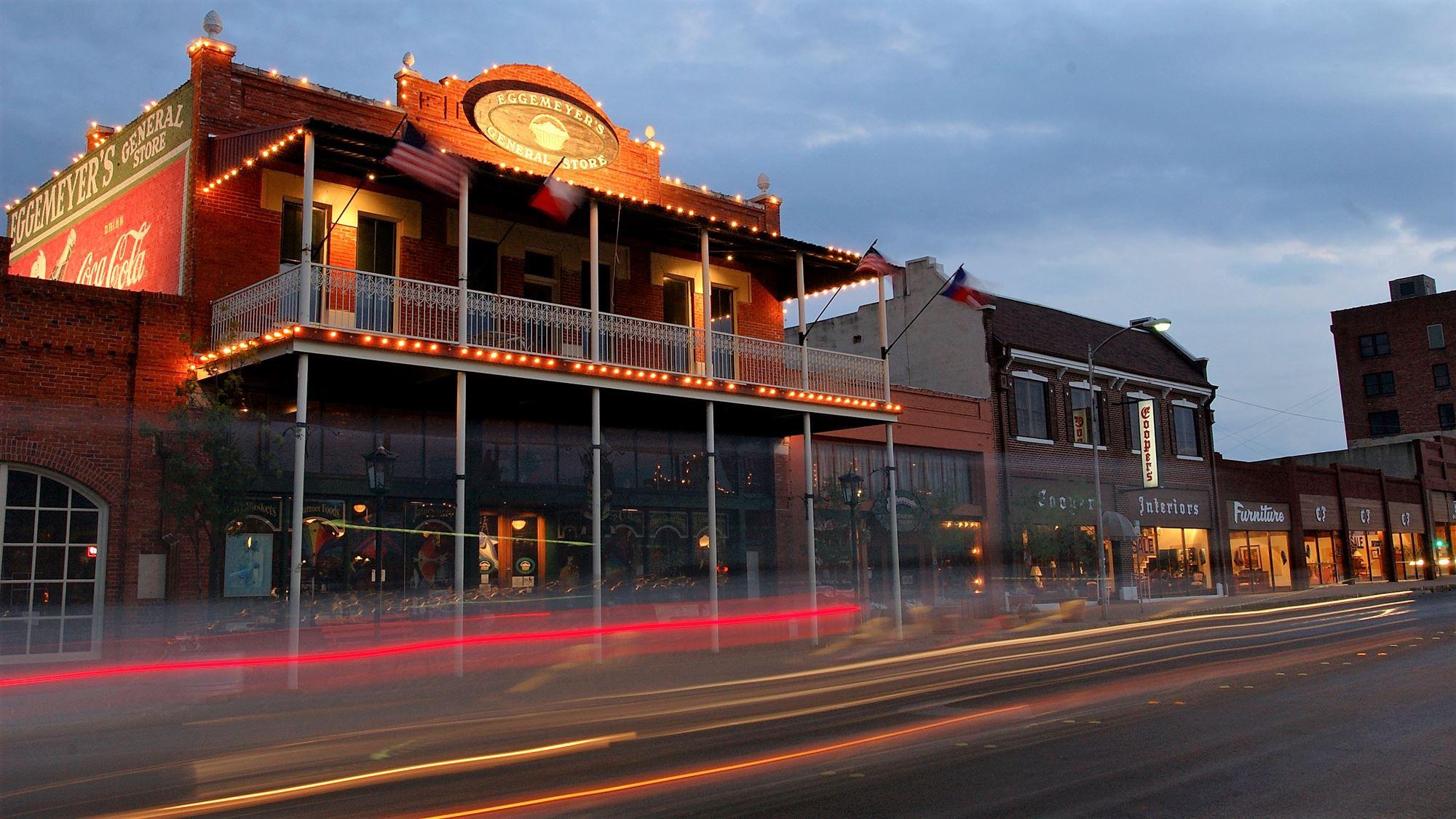 Plan a Road Trip to San Angelo, Texas