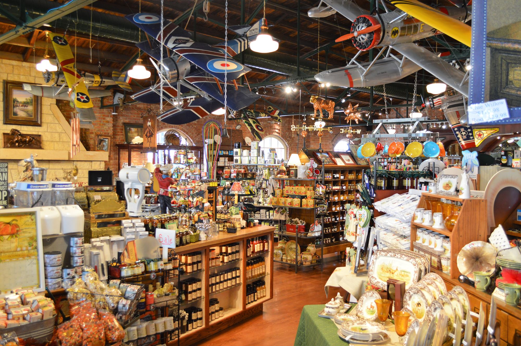 Eat, Drink and Shop Local in San Angelo, Texas