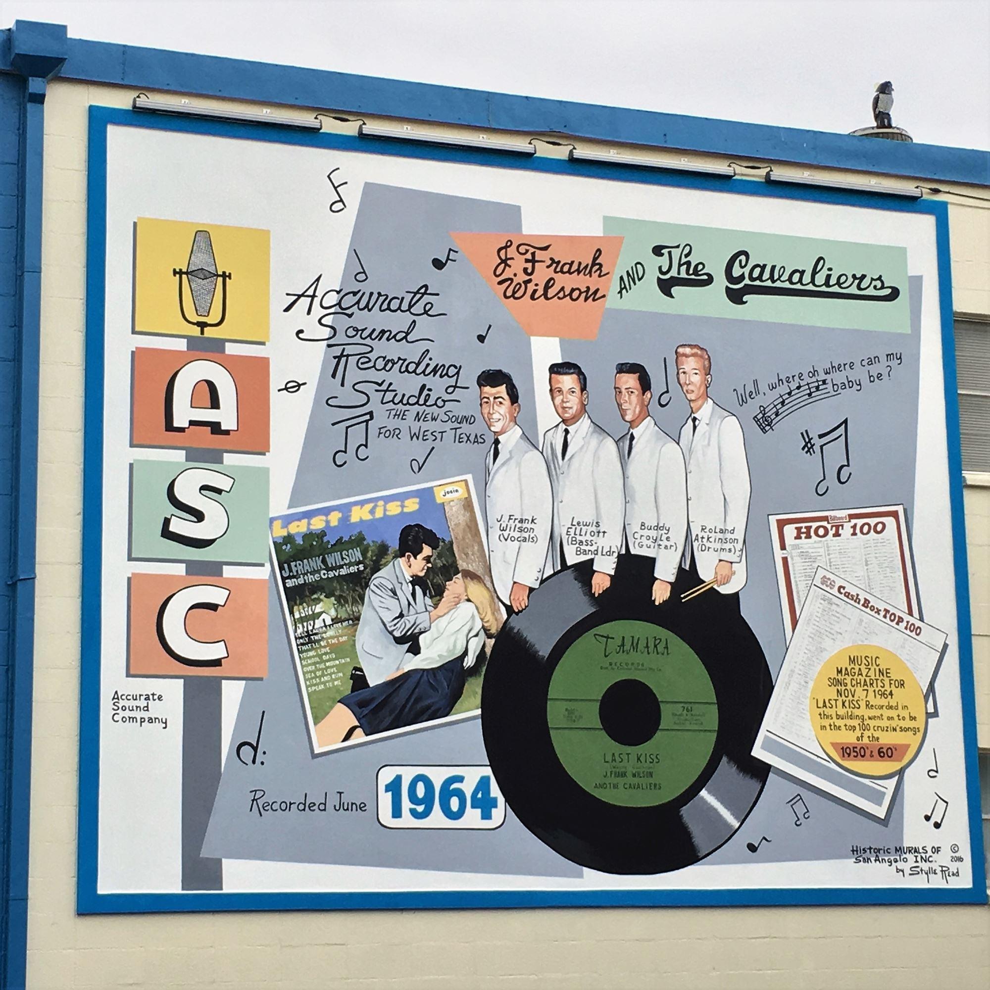 Cavaliers Mural