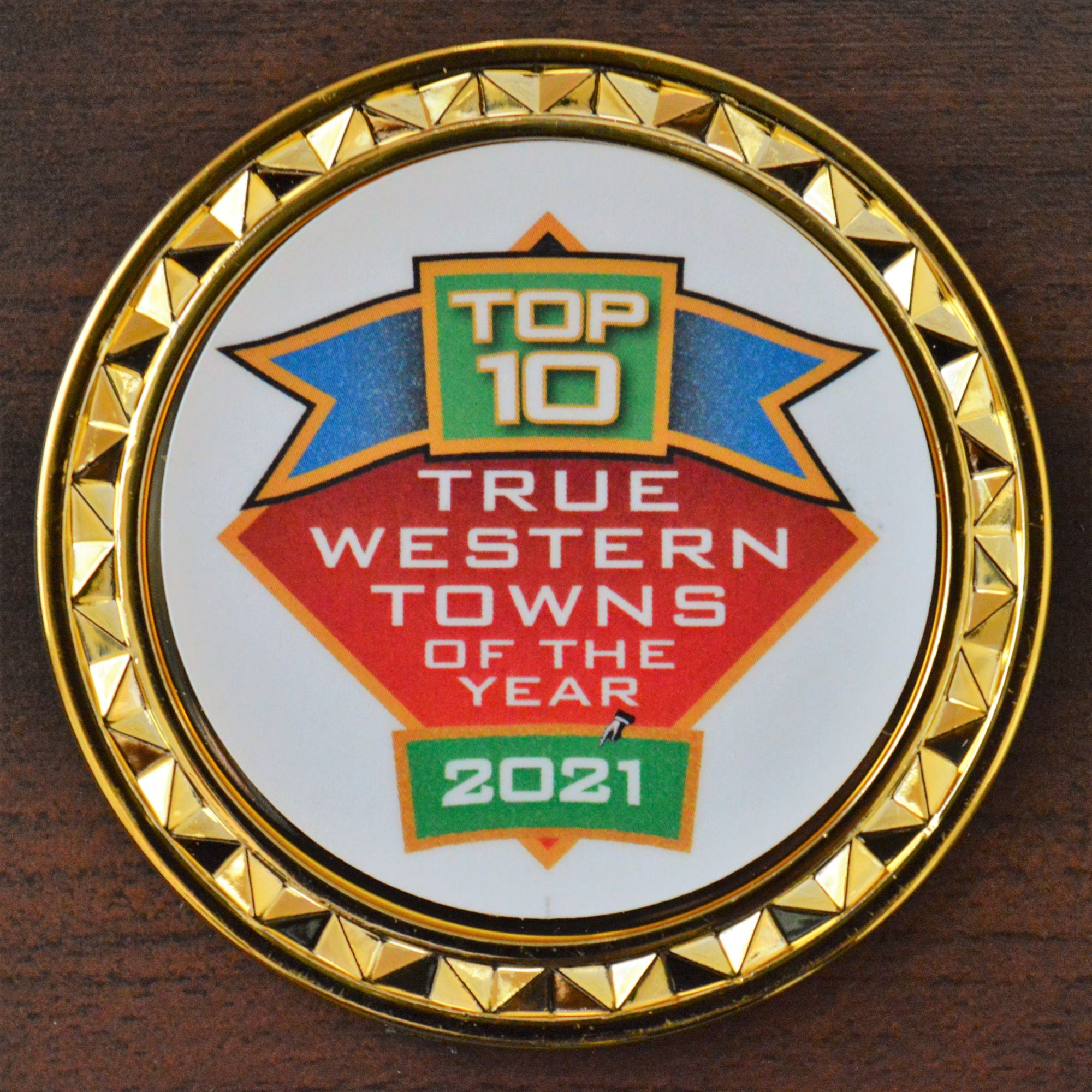 Top 10 Western Towns 2021 - San Angelo Claims #2 Spot