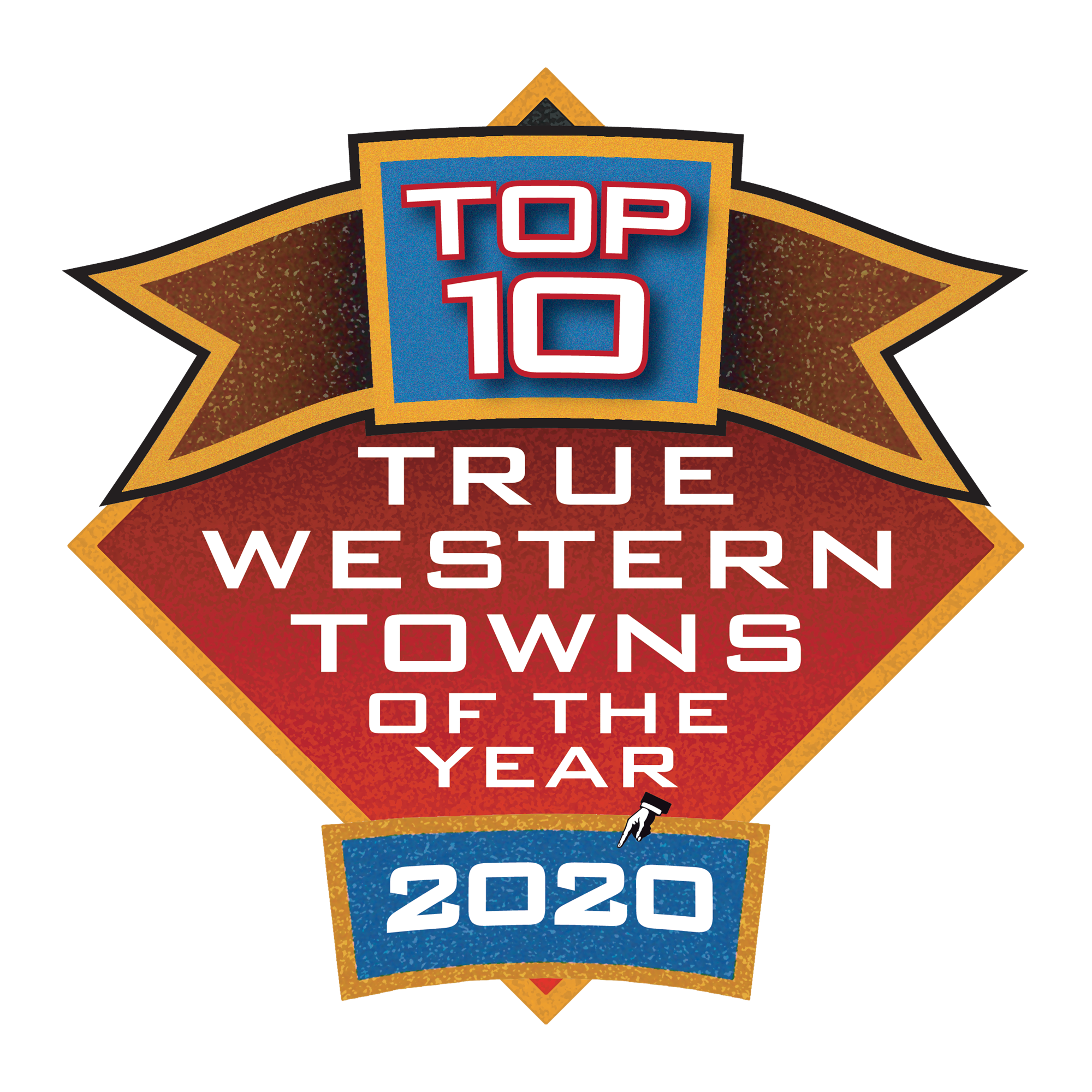 Top 10 Western Towns 2020 - San Angelo Claims #1 Spot