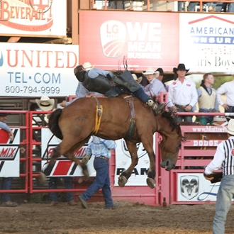 2019 PRCA Rodeo, July 31 - Aug. 4