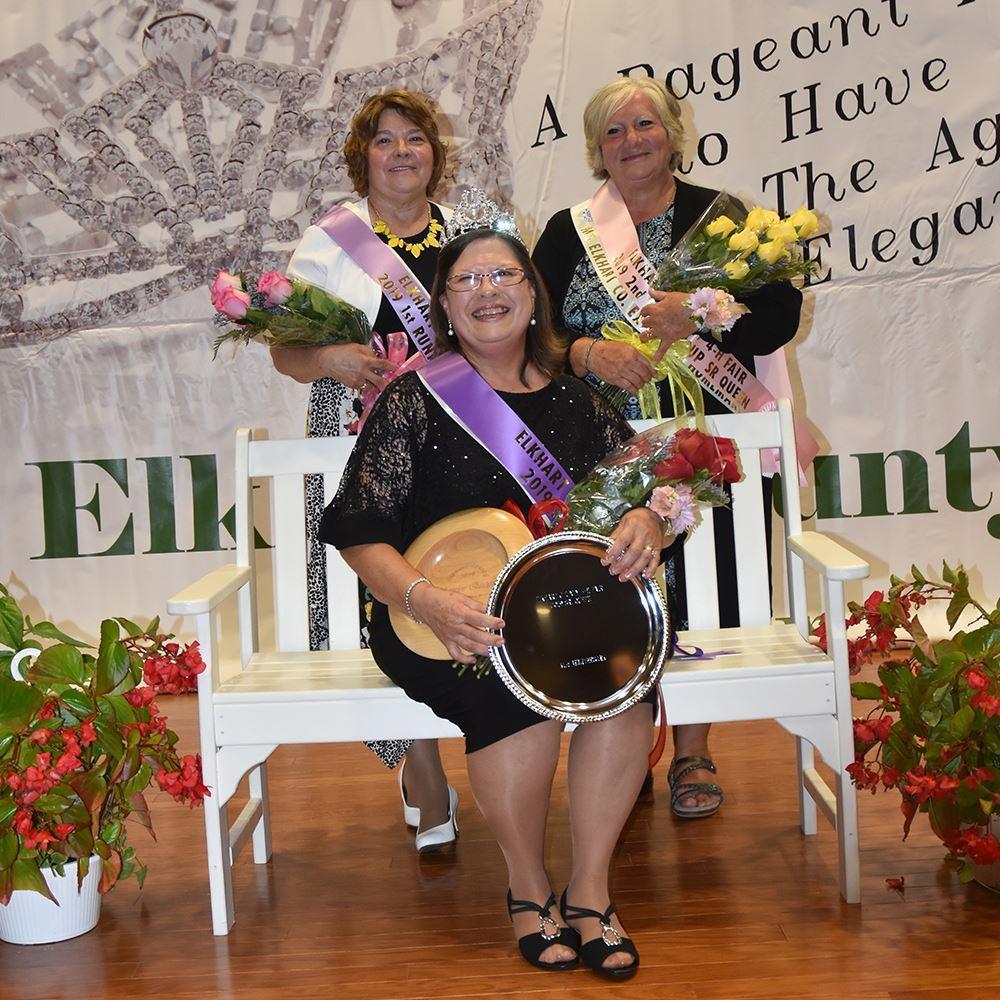Senior Queen Competition