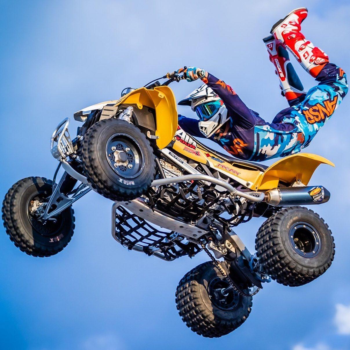 ATV Big Air Tour