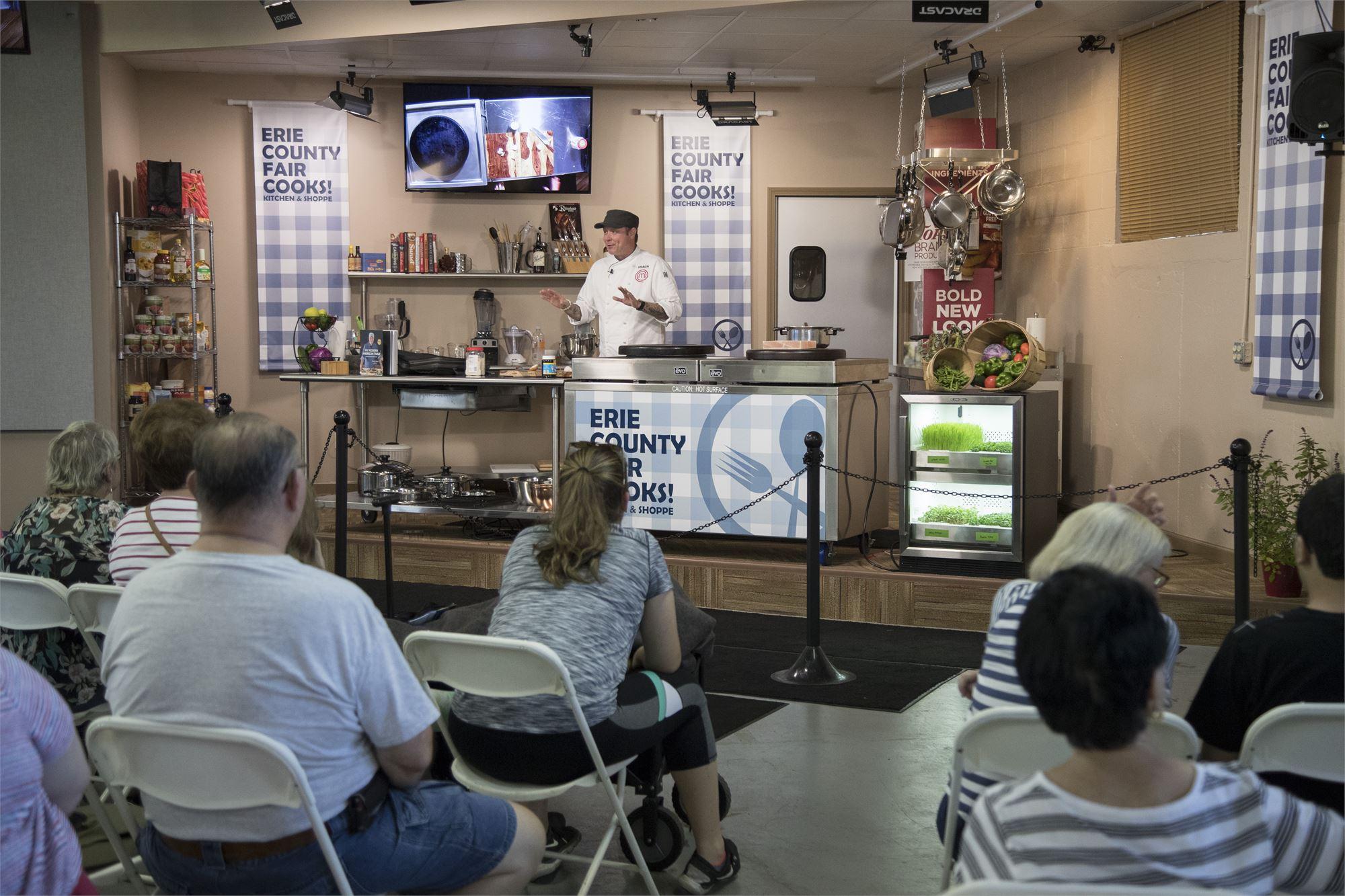 Photo of Erie County Fair Kitchen & Shoppe