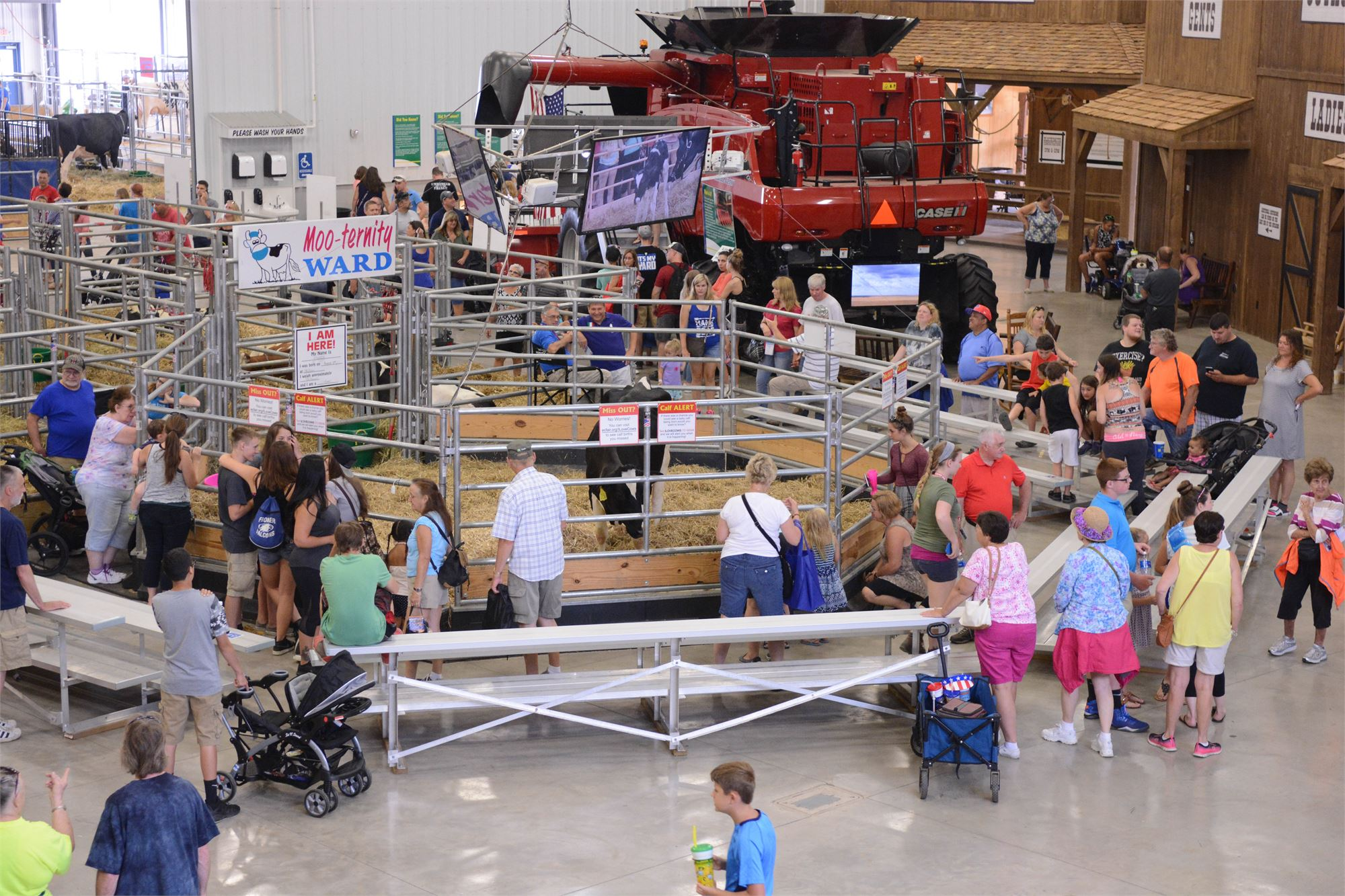 Inside the Agriculture Discovery Center