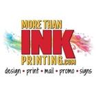 More Than Ink Printing Logo