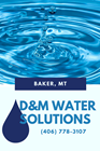 D&M Water Solutions