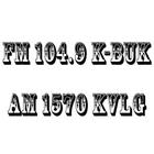 KVLG - KBUK RADIO