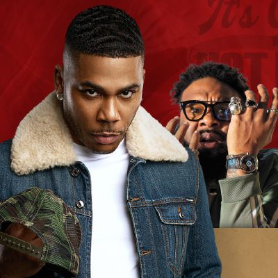OCT 14   Nelly & Blanco Brown