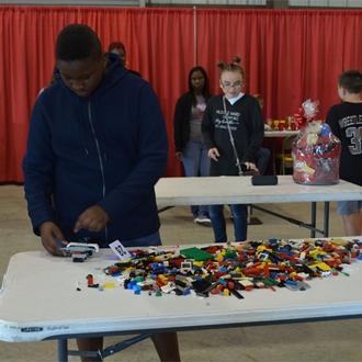 2018 - 3rd Annual Lego Extravaganza