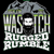 Wasatch Rugged Rumble Wrestling Tournament