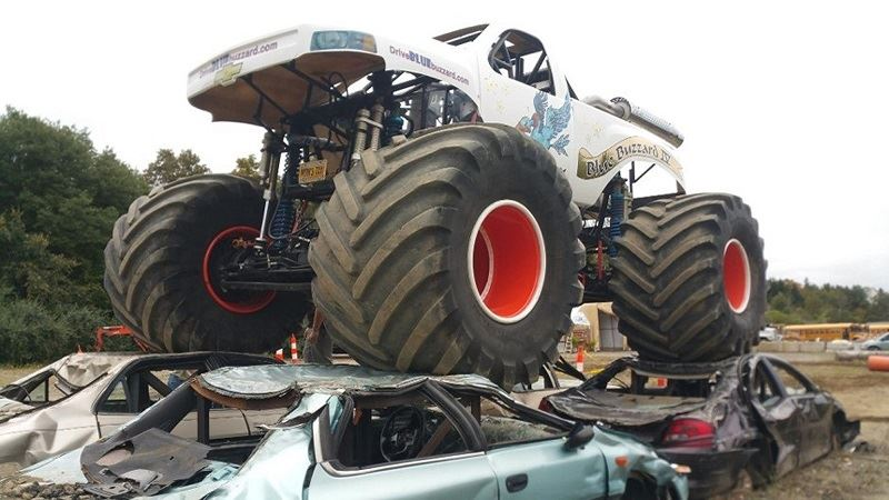Win a Chance to Drive a Monster Truck