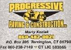 Progressive Paving