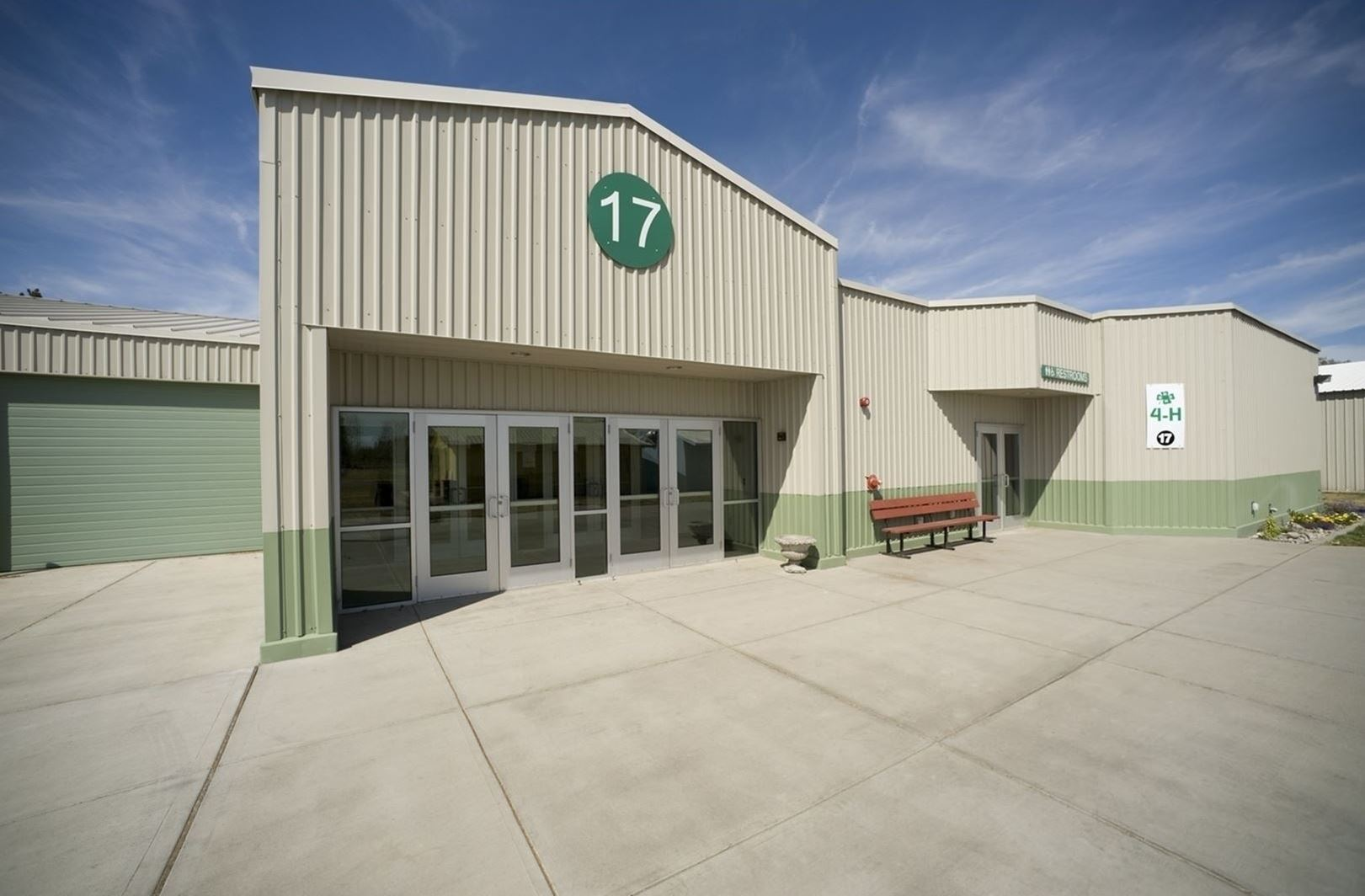 4-H Building
