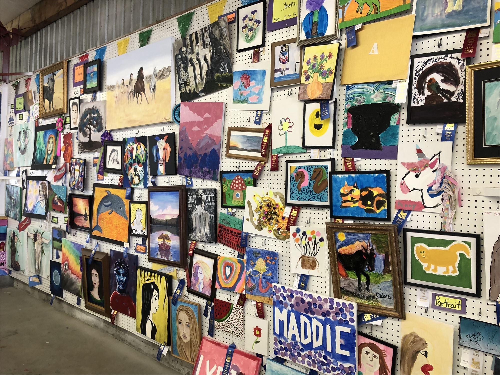 Arts & Crafts Departments