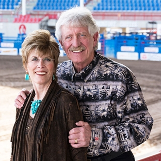 Gene and Julie Haffner named 2016 Greeley Stampede Grand Marshals