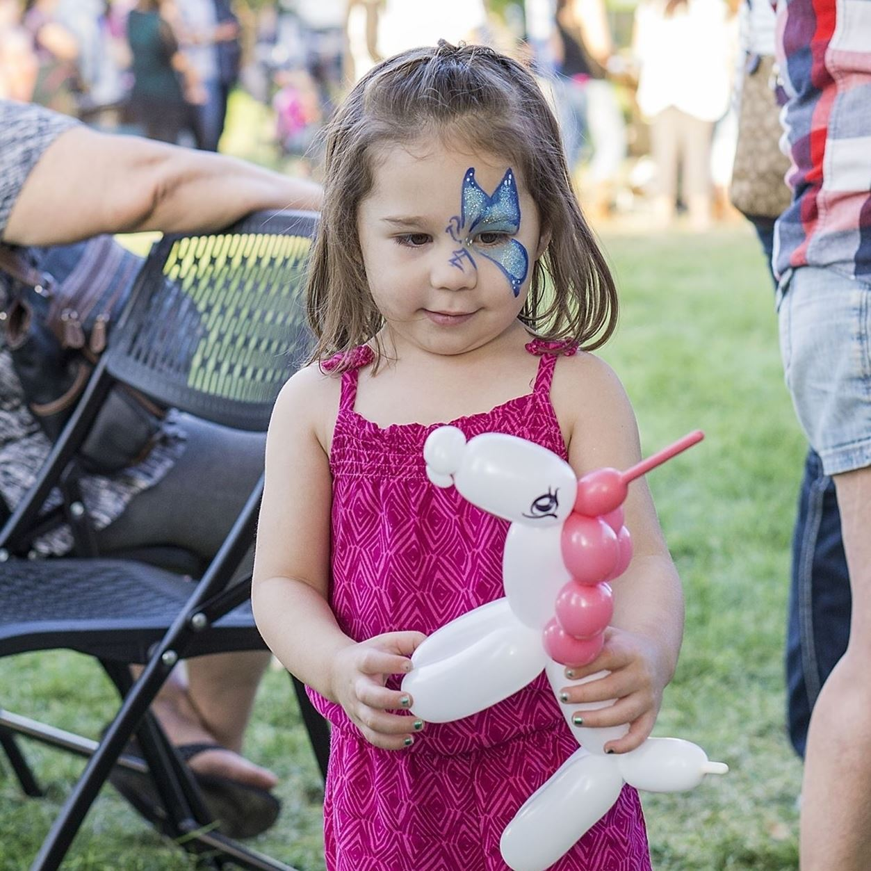 Face Painting and Balloon Artist