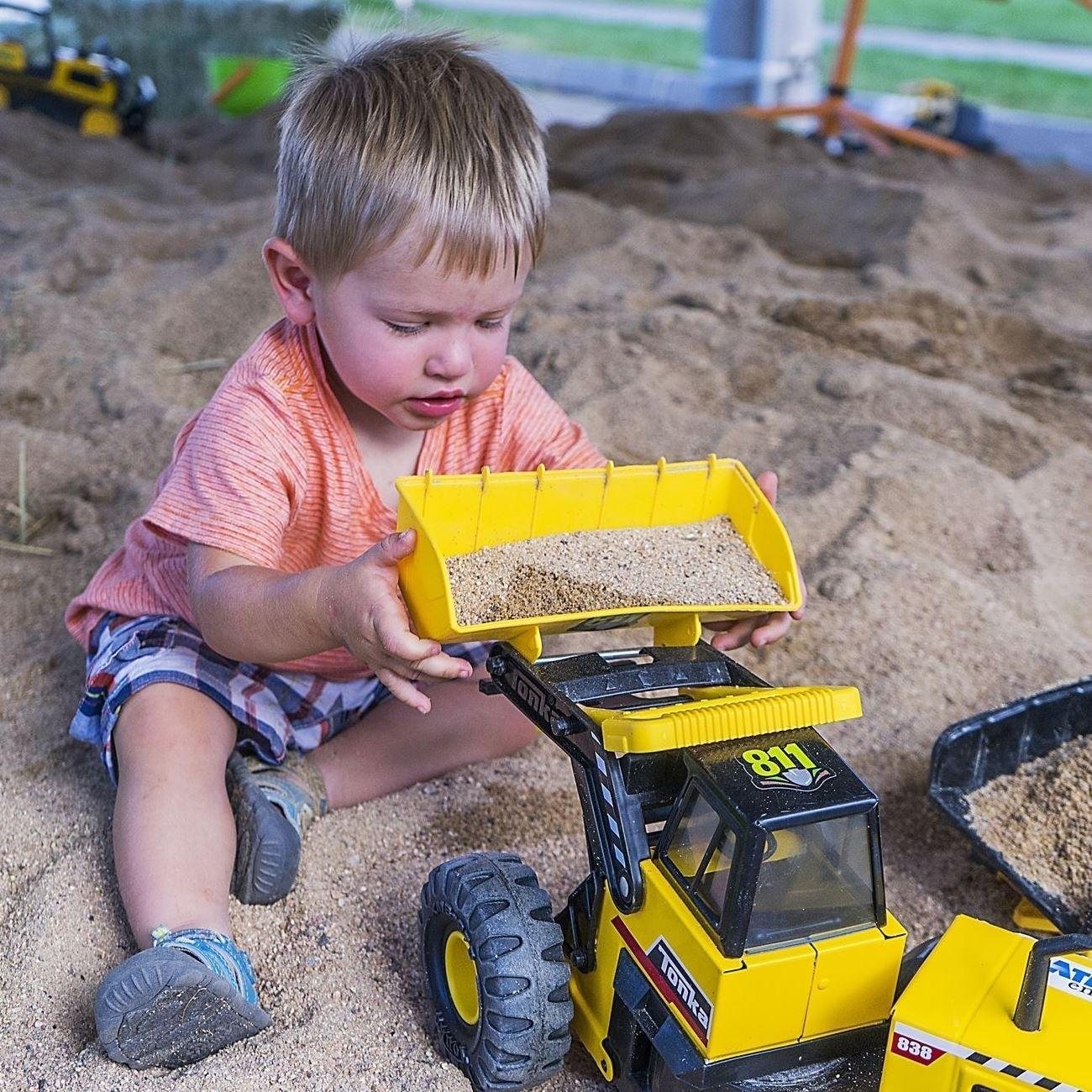 Bucky's Sandbox