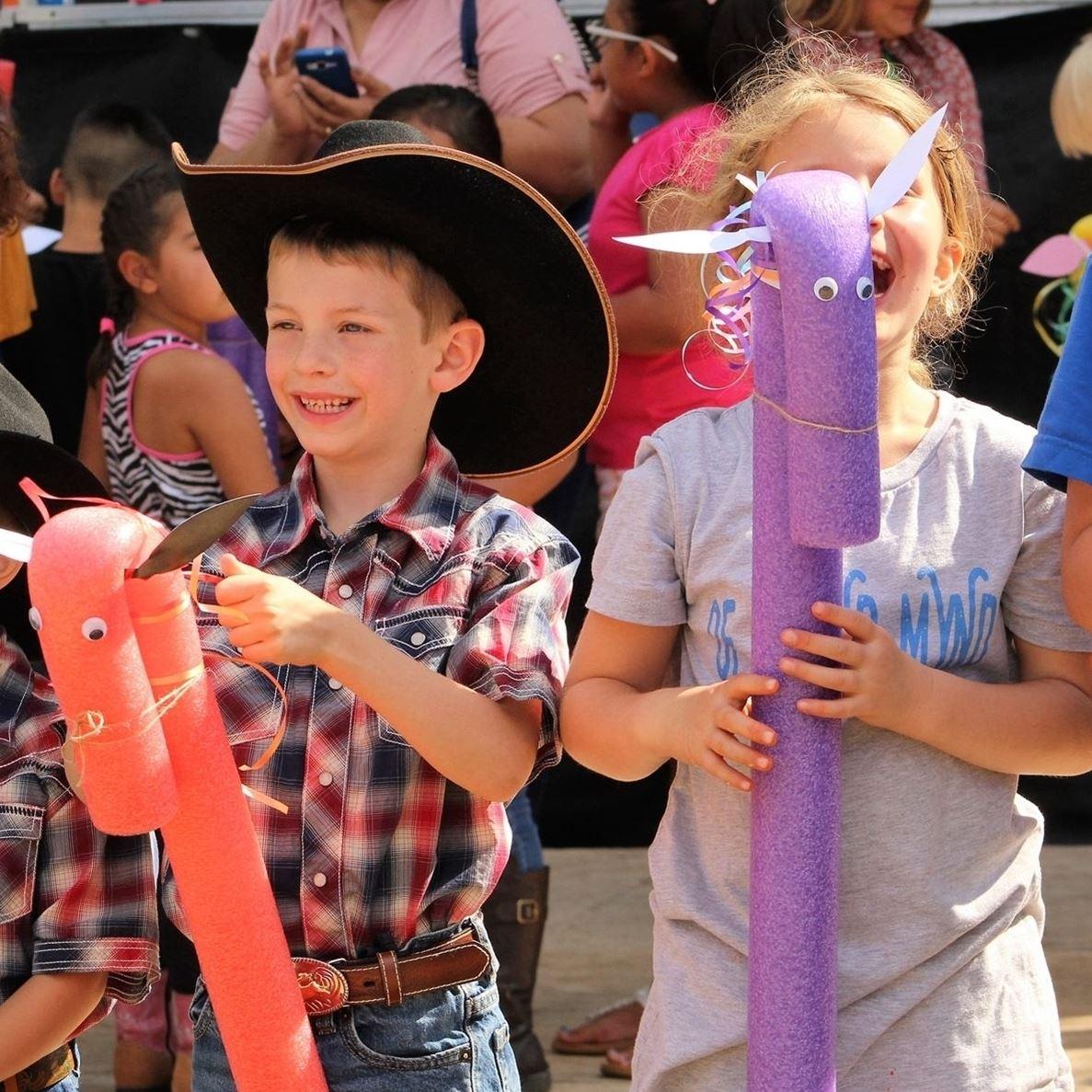 Stick Horse Rodeos