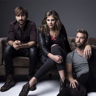 Grammy Award-Winning Lady Antebellum added to Stampede Superstars Concert Series