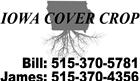 Iowa Cover Crop