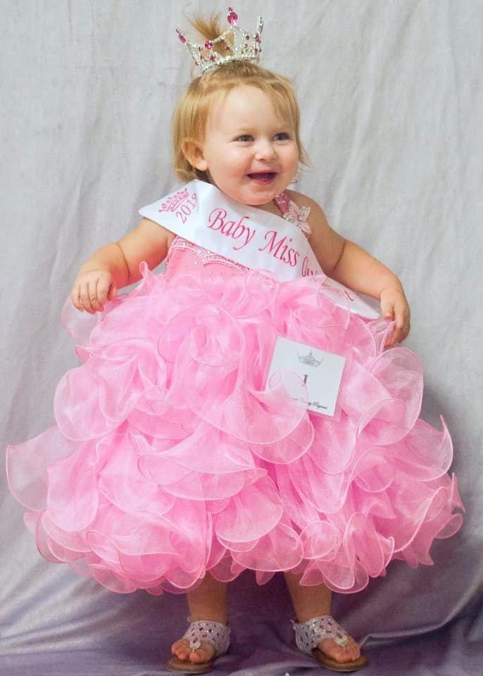 2019 Baby Miss Gwinnett: Karley Reynolds