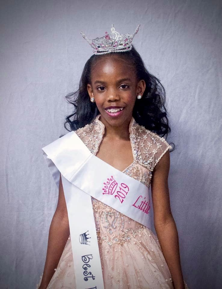 Little Miss Gwinnett: Morgann Elizabeth Rice