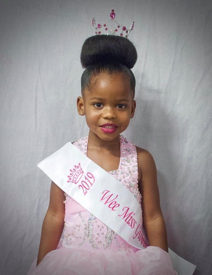 Wee Miss Gwinnett: Kennedy Richards